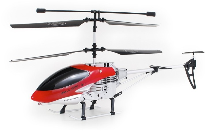 Rainbow-Fly 227-33 Remote Control Aircraft Three-Channel Large Remote Control Helicopter Rechargeable Toy Model Airplane