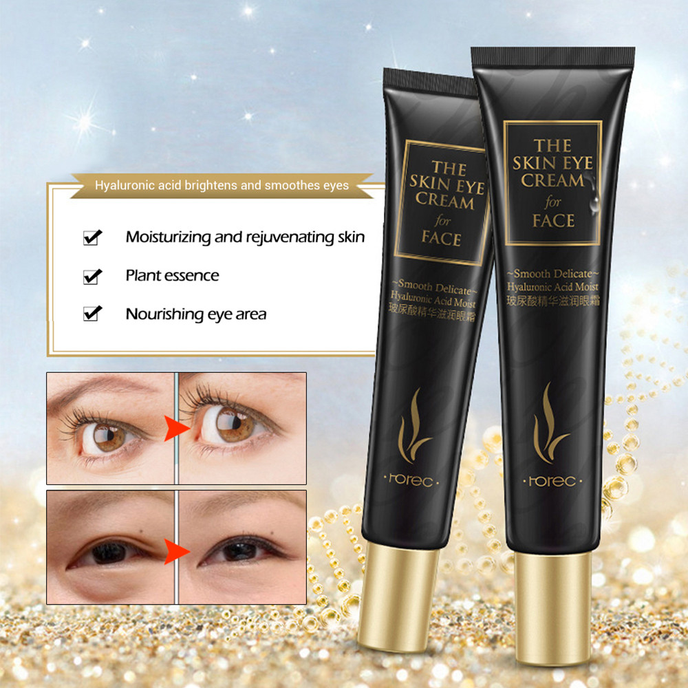Hot sell Eye Cream Peptide Collagen Serum Anti-Wrinkle Anti-Age Remover Dark Circles Eye Care Against Puffiness And Bags 5