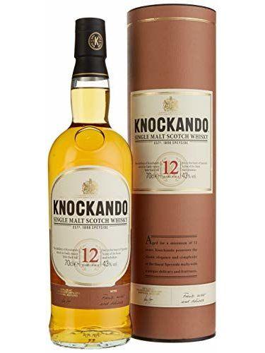 Knockando 12 Jahre Single Malt Scotch Whisky (1 X 0.7 L)