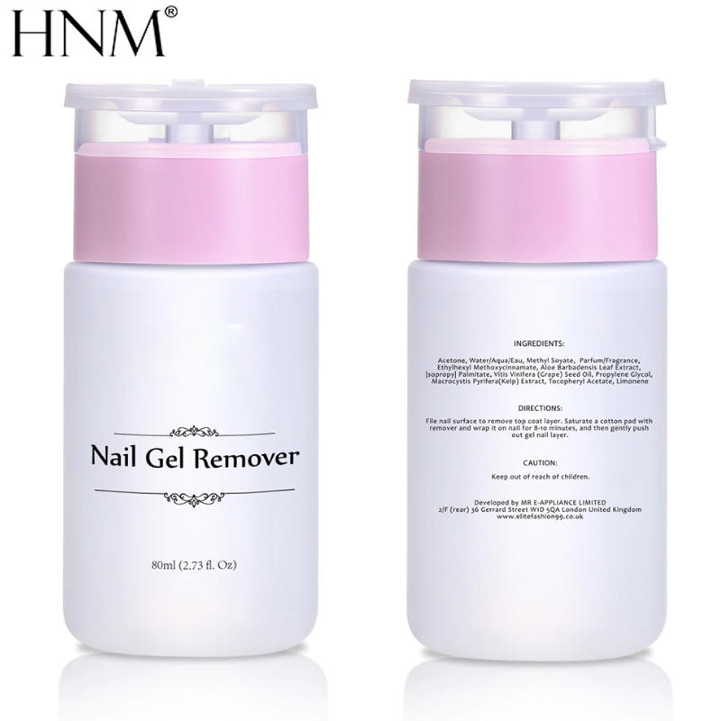 1pcs 80ml Nail Surface Cleanser Gel Polish Remover UV Gel Sticky Remover Liquid Enhance Shine Effect Cleanser Remover Tool