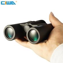 CIWA 10X26 Binoculars HD Outdoor Travel Professional Optical Camping Hunting Portable Telescope with Tripod Interface все цены