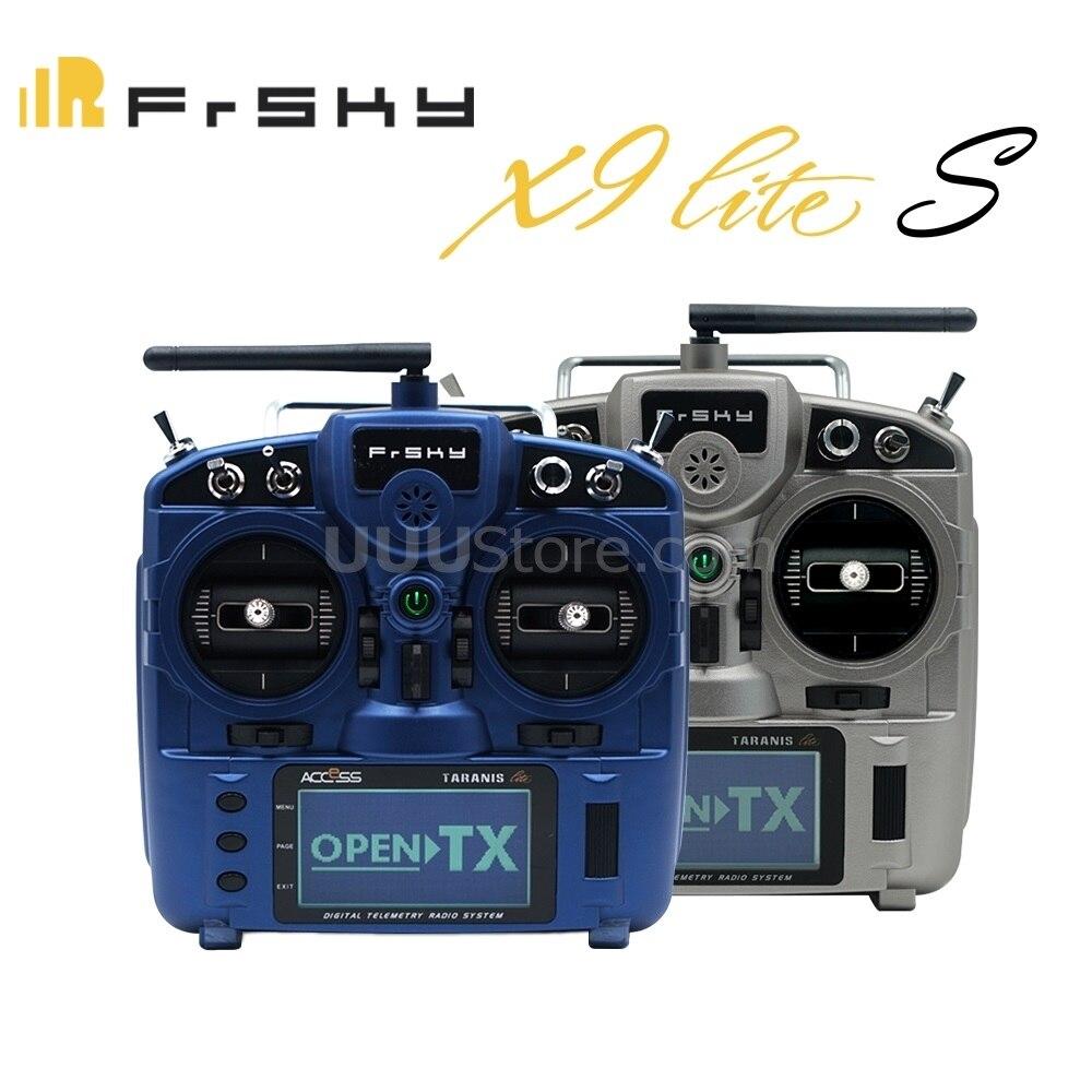 FrSky Taranis X9 Lite S 2.4G 24CH ACCST D16 Transmitter G7-H92 Hall Sensor Gimbal FCC Wireless Training System Radio Controller