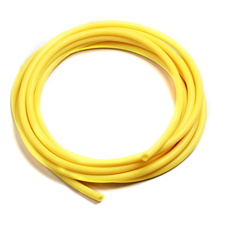 FIFAN 5meter 3mm/4mm/6mm/8mm Car Vacuum Silicone Hose Black/Yellow/Blue/Red Silicone Vacuum Hose Tube Pipe