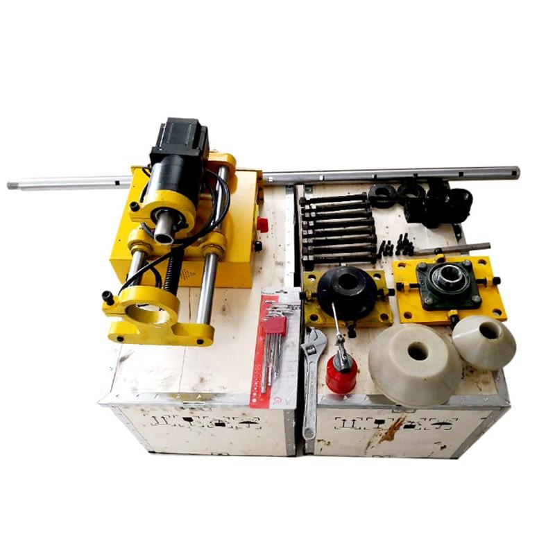Construction Machinery Boring Machine Repair Machine Excavator Repair Electric Shaft Hole Repair Tools Portable Boring Machine
