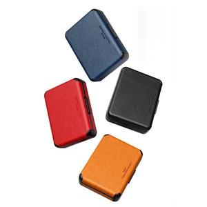 Image 4 - Jinxingcheng 4色タバコボックスiqos 3デュオボックスパックポータブルタバコの箱喫煙タバコiqosケース