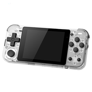 """Image 5 - Q90 Handheld Video Game Console Retro Games 3 """"HD IPS Screen Kids Gift 16 Simulator Support PS1 3D games Open Source Dual System"""