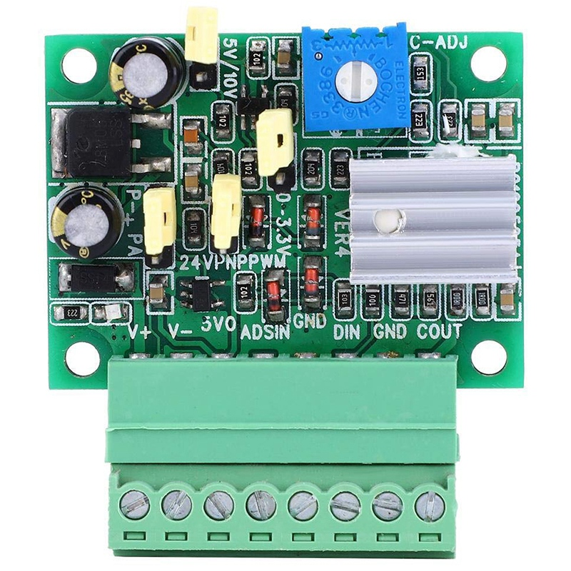 Conversion Module Multifunctional PWM Signal to 0-20MA 0-3.3V/0-5V/0-10V Voltage to 0-20MA Converter Module