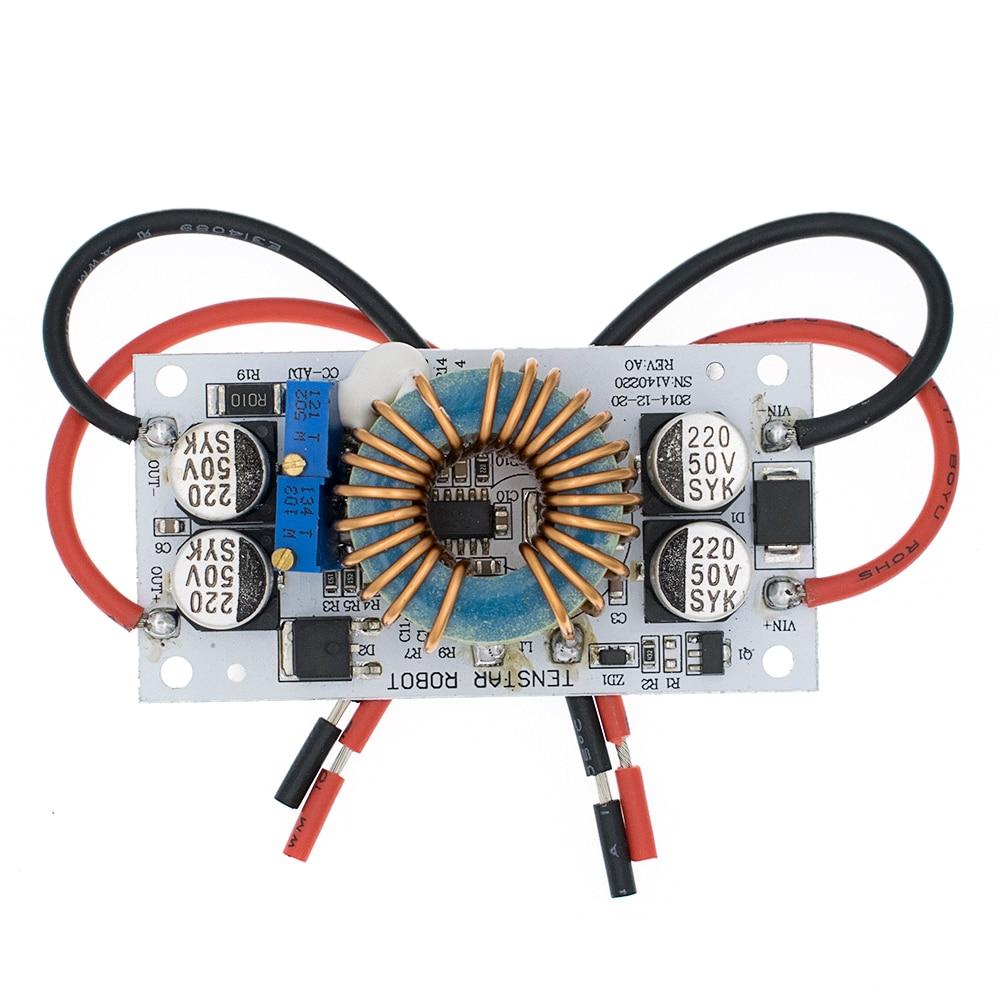 Блок питания TENSTAR ROBOT, 1 шт., преобразователь постоянного тока, 10 А, 250 Вт, светодиодный драйвер, Повышающий Модуль