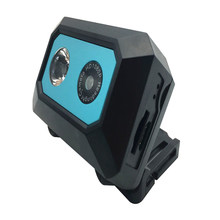 Outdoor Action Camera Video Recording Climbing Wide Angle LED Headlight Plastic Sport DV Mini Camcorder 1080P Night Vision DVR(China)