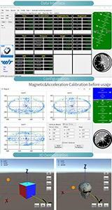 Image 4 - WitMotion HWT905 Hohe Genauigkeit 0,05 ° Military Grade Sensor Neigungsmesser 9 Achse AHRS Sensor Wasserdichte IP67 & Anti vibration