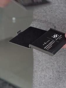 Image 4 - WESTCREEK Real Carbon Fiber Slim Business Card Holder Card Minimalist Credit id Card Case Clip