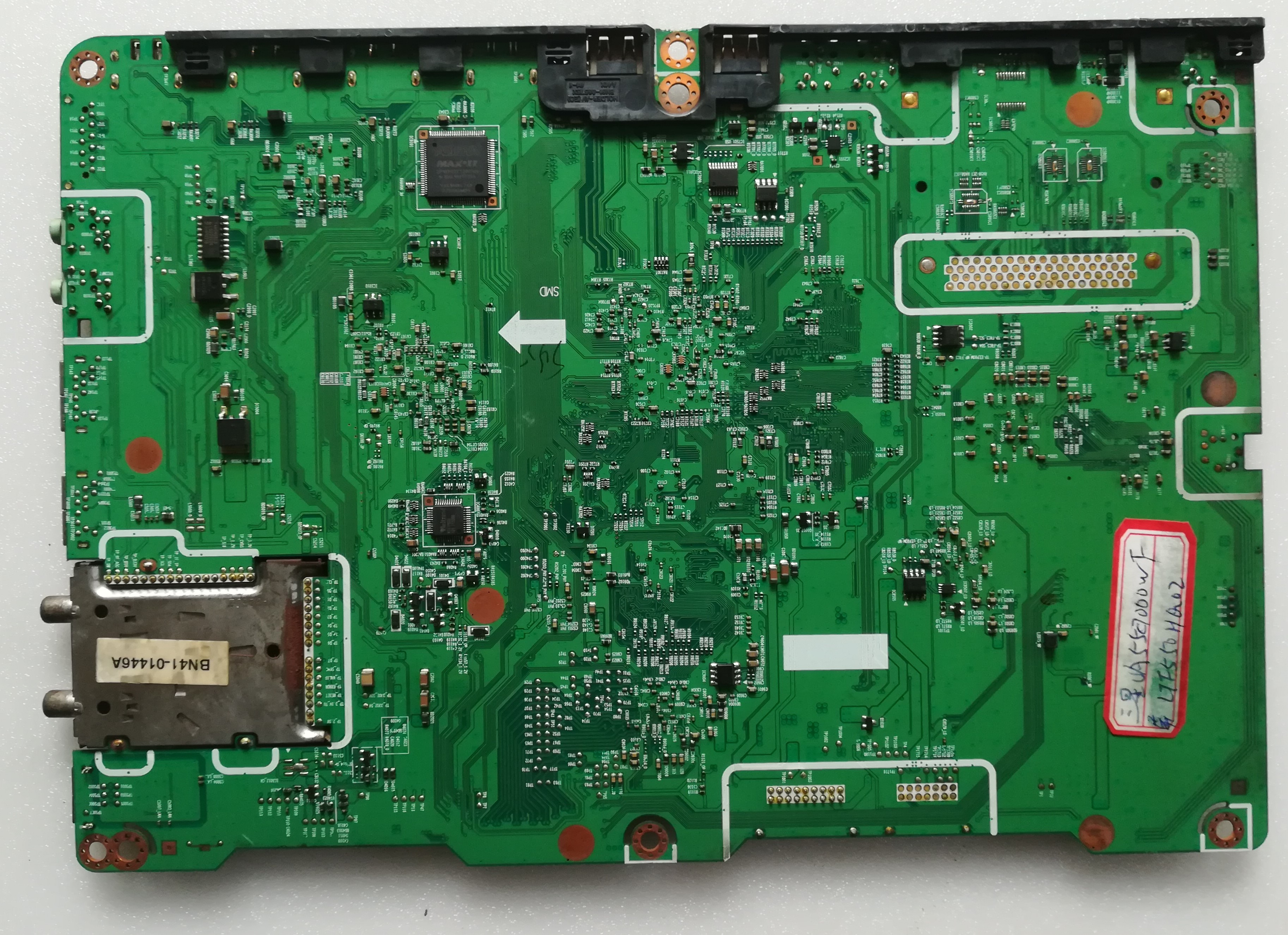 Original Logic Circuit Board Main Board Ua55c7000wf Ua46c7000wf TV Main Board Bn41-01446b With Ltf550hq02 Circuit Board