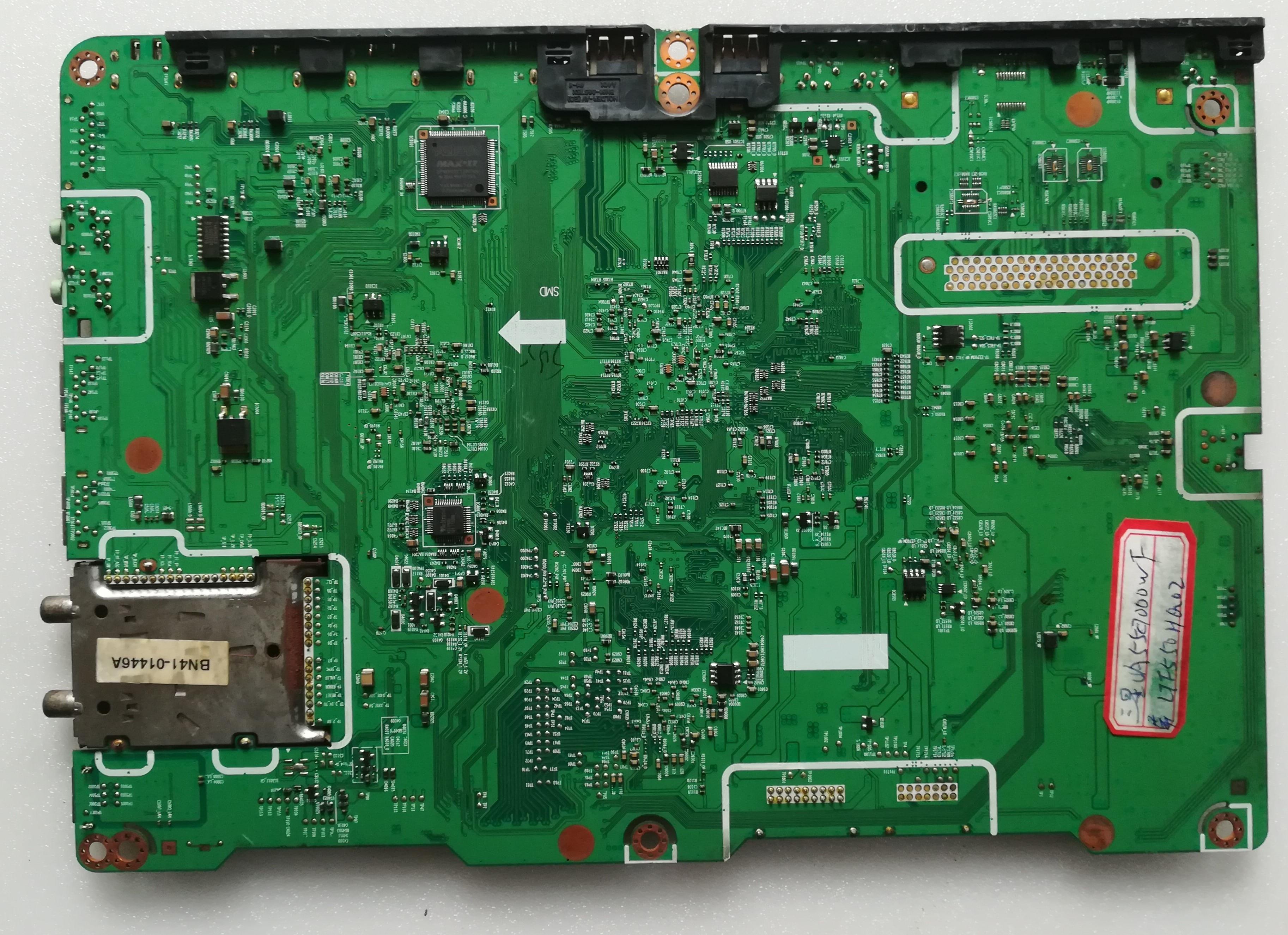 Original Logic Circuit Board Main Board Ua55c7000wf Ua46c7000wf TV Main Board Bn41-01446b With Ltf550hq02 Circuit Board