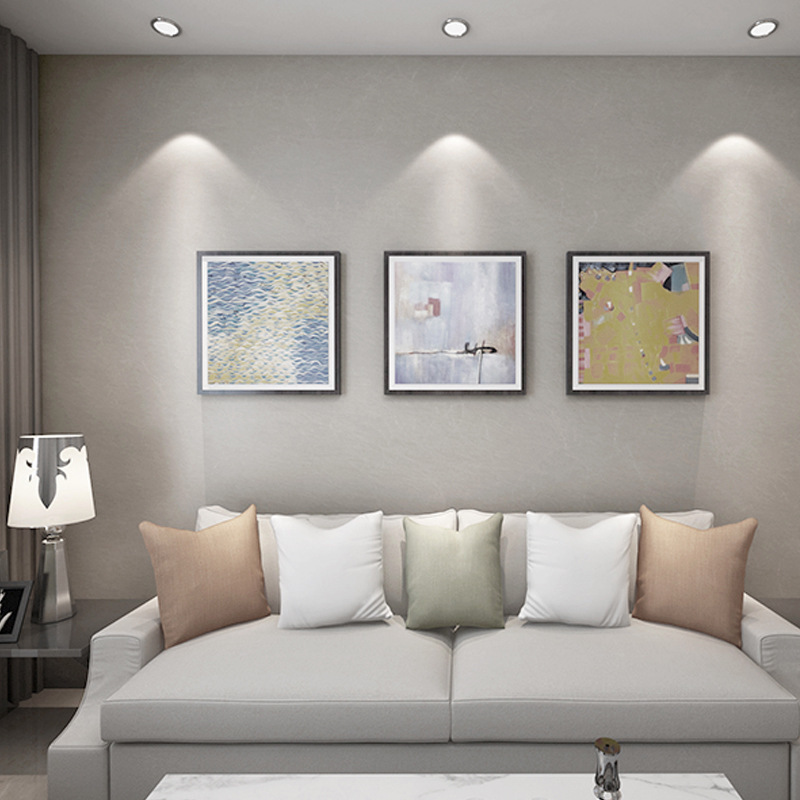 Solid Color Wallpaper Modern Minimalist Bedroom Plain Color Living Room Studio Restaurant Background Nordic Antique Color Wallpa