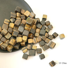 Crystal Tumbled-Stone Healing Tiger-Eye Chakra-Gravel Natural 100g 10-20mm Reiki