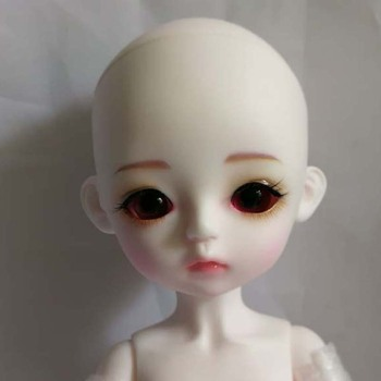 1/6 BJD Doll Fashion LOVELY Cute Lina Doll For With Glasss Eyes For Baby Girl Birthday Gift Present 425