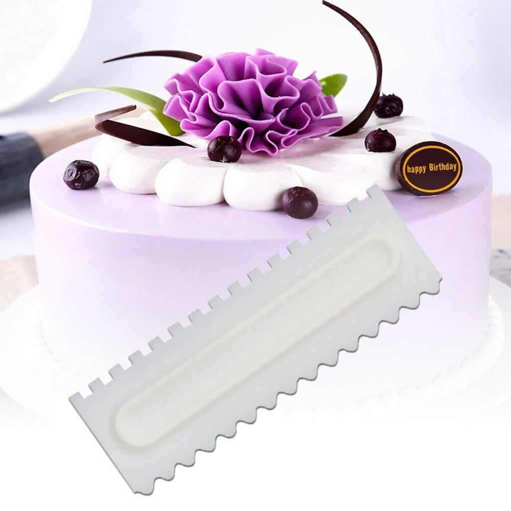 simple cake decorating ideas with fondant.htm cake decorating tools multifunctional cake cream scraper plastic  cake decorating tools multifunctional