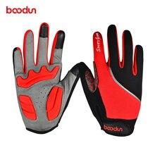 Мужские и женские велосипедные перчатки boodun для езды на велосипеде