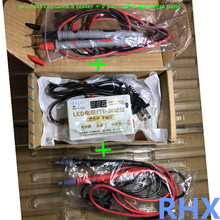 טלוויזיה LED Tester טלוויזיה תאורה אחורית בוחן מטר תיקון כלי מנורת חרוזים רצועת 0 300V פלט תכליתי LED רצועות חרוזים מבחן כלי