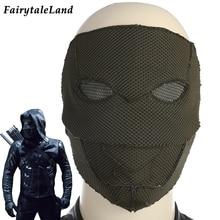 Cosplay Mask Costume-Accessories Prometheus Adrian Halloween 5 Chase Arrow-Head-Wear