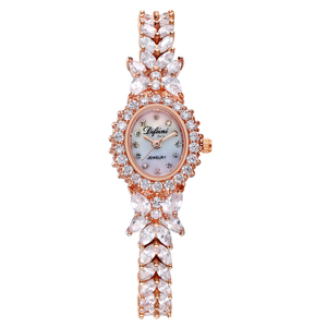 Image 1 - ديفيني سوار ساعة الإناث ساعة عادية موضة السيدات ساعة مقاوم للماء ساعة كوارتز امرأة ساعة الإناث