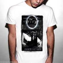 scarry, zombie t shirt, The Ring movie, happy Halloween, horror, freddy krueger colour jurney Print shirt