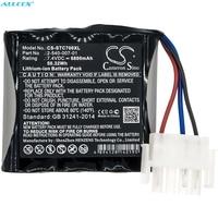 Cameron Sino 6800mAh Battery 2 540 007 01 for Soundcast Outcast VG7|Digital Batteries|   -
