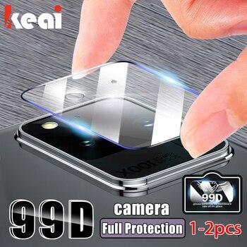 Szkło ochronne 99D do Samsung Galaxy S10 S8 S9 Plus A51 osłona ekranu uwaga 9 8 10 S10 Lite M31 M21 folia obiektywu|Etui do ekranu telefonu|   -
