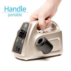 Image 3 - Nagel Bohrer 35000 Maniküre Maschine für Maniküre Cutter Für Maniküre Pediküre Gerät für Maniküre Elektrische Nagel Bohrer Maschine