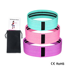 Men&Women Hip Resistance Bands Leg Exercise Elastic for Gym Yoga Fitness Band Workout Equipments