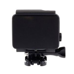 Image 2 - أسود KingKong العلب مقاوم للماء الحال بالنسبة GoPro بطل 4 3 + أسود عمل الكاميرا تحت الماء العلب الحال بالنسبة الذهاب برو الملحقات