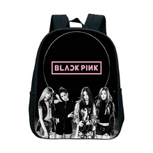 Blackpink Rose Lisa Children School Bags Jisoo Jennie Backpack for Kids Boys Girls Kindergarten Bag Best Gift Mochila