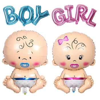HOUHOM Baby Shower Decorations It's A Boy Girl Gender Reveal Balloon Large Baby Feeder Balloon Birthday Party Decorations Kids houhom baby shower decorations it s a boy girl gender reveal balloon large baby feeder balloon birthday party decorations kids