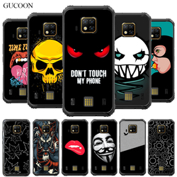 На Алиэкспресс купить чехол для смартфона gucoon silicone cover for doogee s95 pro s95ro 6.3inch case soft tpu protective phone back case bumper shell