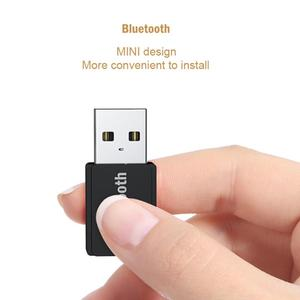 Image 4 - Ampiamente Compatibile Bluetooth 5.0 Trasmettitore Ricevitore Wireless Audio Adapter Dongle Home Theater Essenziale di Pezzi di Ricambio per PC