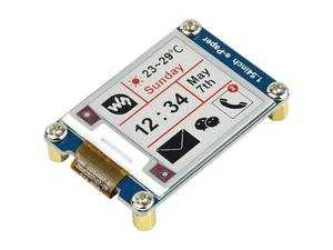 Image 3 - Waveshare 200x200 1.54 אינץ E דיו תצוגת מודול אדום/לבן/שחור שלושה צבע e נייר עבור פטל Pi / STM32 SPI ממשק