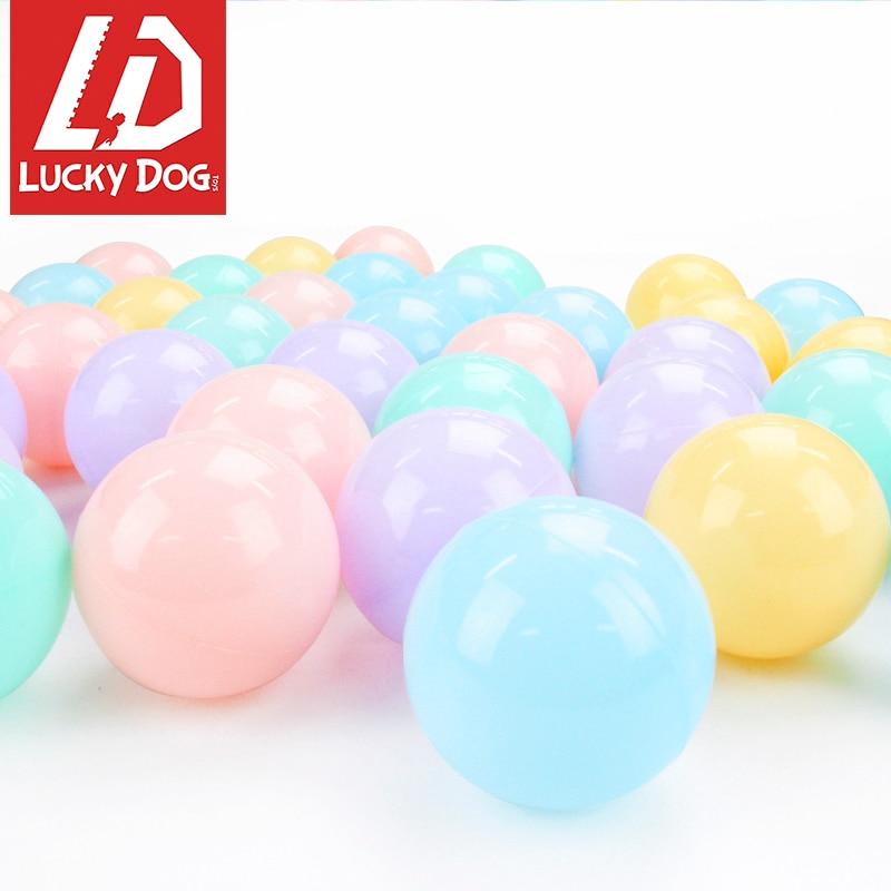 50PCS 海洋球