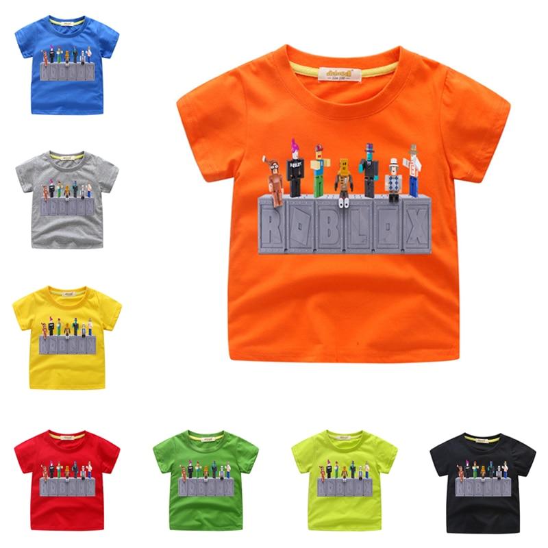 소년/소녀 3-14 년 십대 유치한 코튼 키즈 탑스 티 만화 프린트 소년 교통 t 셔츠 여름 유아 어린이