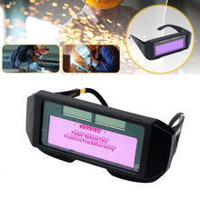 Welding Glasses Automatic Photoelectric Welding Helmet Ultraviolet Infrared Radiation Glasses Mask Goggles Welder Cap Goggles