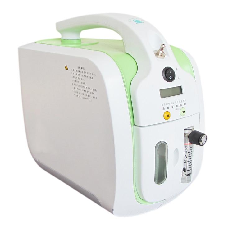 0-5L/min sauerstoff konzentrator tragbare sauerstoff bar sauerstoff generator mit kontinuierliche sauerstoff fluss mit vernebler home/auto/ outdoor