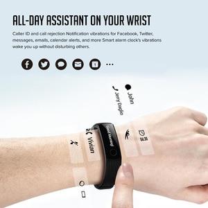 Image 5 - Huawei Honor Band 5 Version mondiale bande intelligente étanche AMOLED affichage Fitness sommeil Tracker sang oxygène Bracelet intelligent montre
