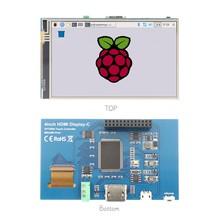 4 cal LCD HDMI ekran dotykowy Panel TFT LCD moduł 800*480 dla Banana Pi Raspberry Pi 2 Raspberry Pi 3 Model B / B +