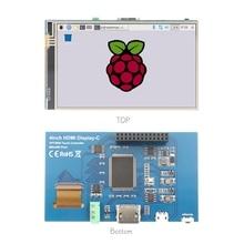 4 inch LCD HDMI Touch Screen Display TFT LCD Panel Module 800*480 for Banana Pi Raspberry Pi 2 Raspberry Pi 3 Model B / B+