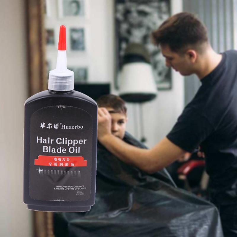 120 мл электрическая машинка для стрижки волос ножницы масло смазочное масло ремонт смазки предотвращает ржавчину для салона инструмент для...
