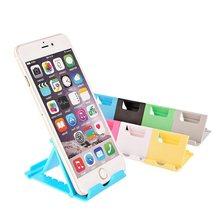 Suporte do telefone suporte de mesa dobrável universal suporte de montagem de plástico para iphone xsmax huawei p30 mi tablet