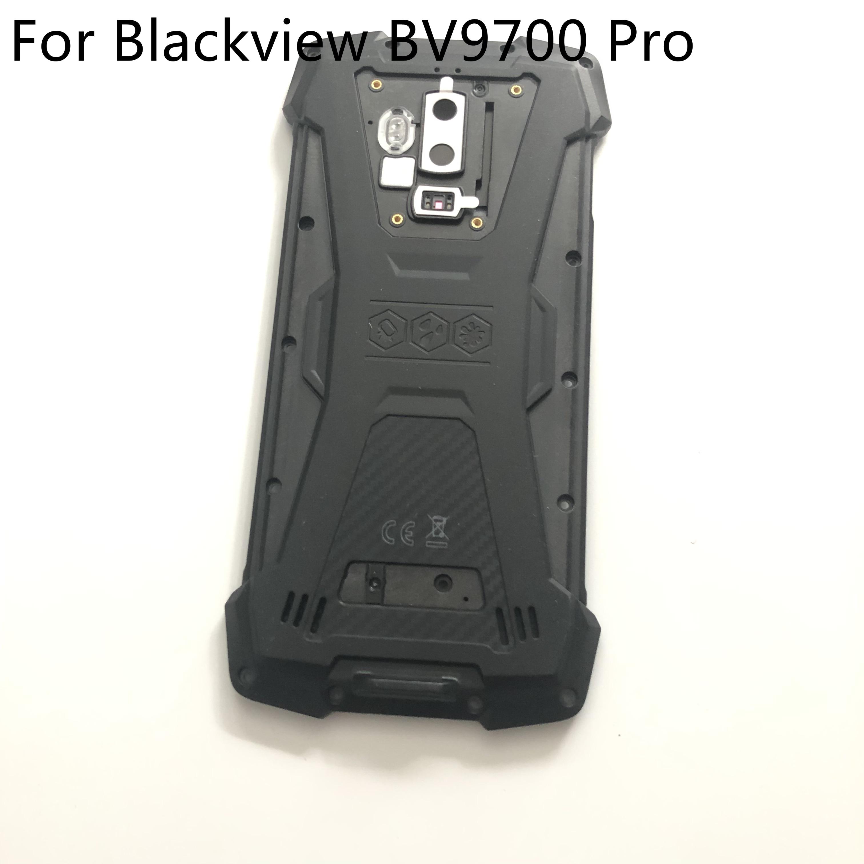 Blackview BV9700 Original New Protective Battery Case Cover Back Shell For Blackview BV9700 Pro MTK6771T 5.84inch 2280*1080