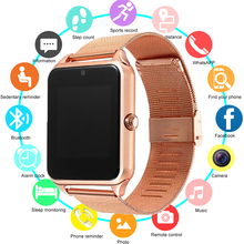 Z60 Smart Watch with Sim Card Bluetooth SmartWatch Relogio Inteligente Smartwatch GT08 Plus Reloj PK Band