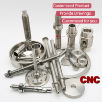 316 stainless steel custom home hardware accessories custom support provide drawings making CNC