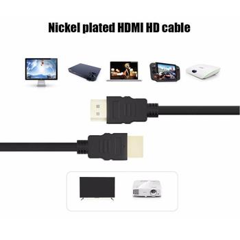HDMI cable HDMI to HDMI V1.3b male to male Cable HD 1080p 1.5M Theater Home LCD projector quality DVD For HDTV High 1M X4S3 image