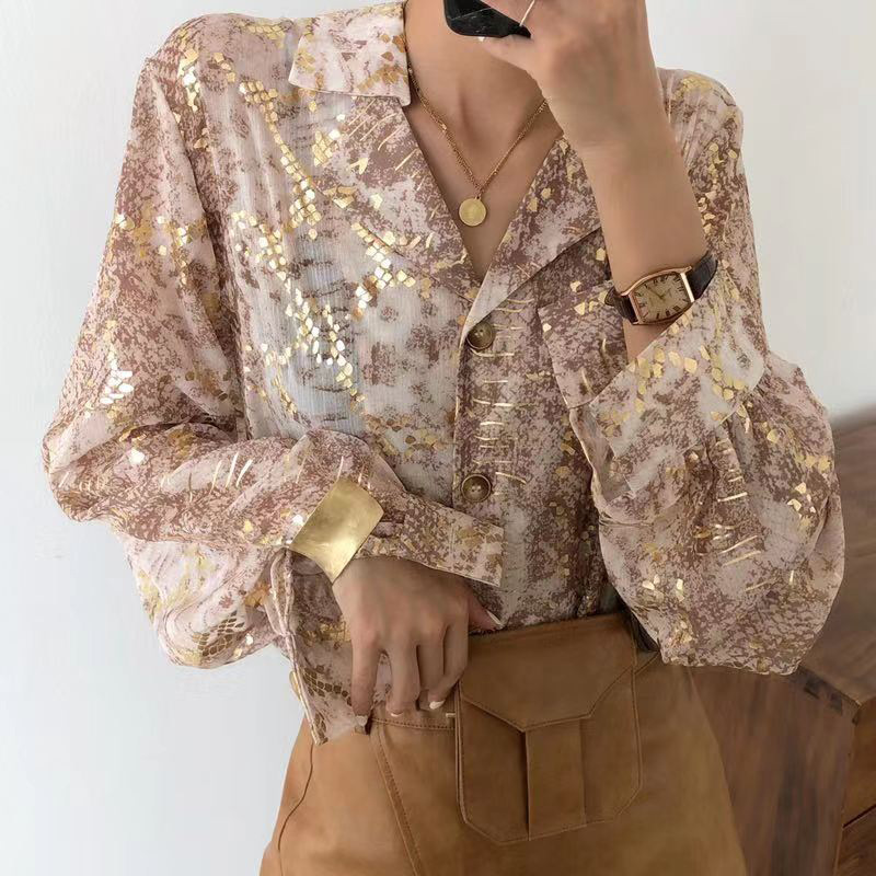 New Listing Sequin Women Shirts